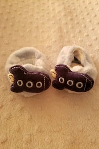 Baby Rocket ship slippers size 0-6mths. Revere, 02151
