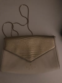 Kate Spade Purse- white and gold Toronto, M6K 3R7
