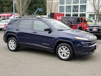 2016 Jeep Cherokee FWD 4dr Sport CERTIFIED Covington