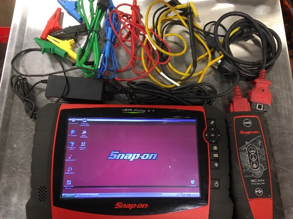 Snap On Verus Pro Scan Tool, Scanner, Latest 17 4 Update