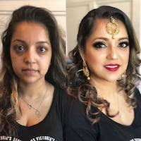Wedding makeup Surrey