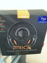 RIG STEREO HEADSET Los Angeles, 90003