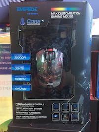 Everest Rampage oyuncu mouse