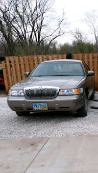Mercury - Grand Marquis - 2001 Youngstown