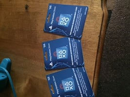 PlayStation Cards (PayPal & CashApp Only)