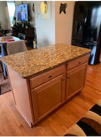 Kitchen Island with a GRANITE TOP Gainesville, 20155