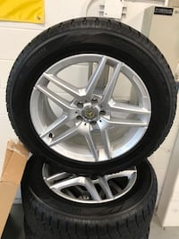 Mercedes-Benz GL Winter Tire Package