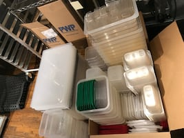 Cambro Food Containers and Hotel Pans