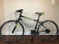 Cannondale Quick Bicycle (2014) - $400 Falls Church, 22042