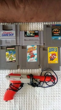 Make a offer. Bring back the memories.....with these 6 games .1 gun.. Toronto, M2N 6S8