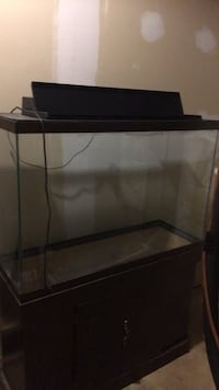fishtank on stand 50gallon Chantilly, 20151