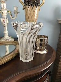 Crystal Vase Beaconsfield, H9W