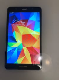 Samsung galaxy Tab 4 with Wifi and cellular unlocked Calgary, T3P 0H9