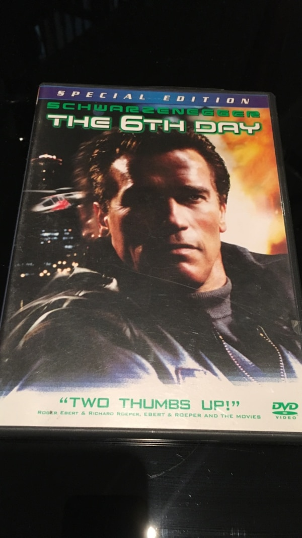 Special Edition The 6th Day DVD movie