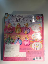 Mould & Paint Glitter Princess Brookeville, 20833