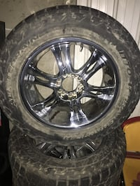 20 inch rims with tires Henderson