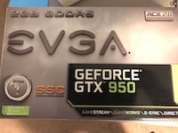 EVGA GeForce GTX 950 Video card Westminster, 80031