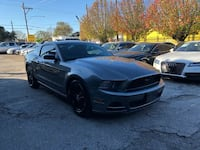Ford-Mustang-2014 Houston