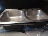stainless steel sink with faucet Los Angeles, 90003