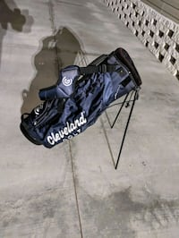 Cleveland stand bag like new