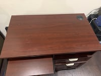 Workstation Desk w/ outlet