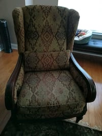 High-back Living Room Side Chair Franklin, 37067