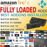 Amazon fire stick hacked fully loaded