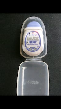 Snuza Hero baby heart monitor Dallas