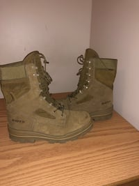 Brown bates suede tactical boots Gulfport, 39501