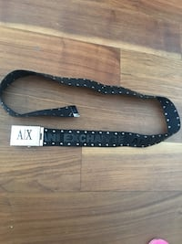 New A/X Belt Vancouver