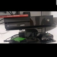 black Xbox One console with controller Hialeah, 33015