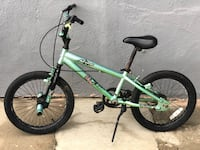 green and black BMX bike Canyon Country, 91351