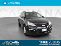 2017 Chevrolet Traverse LS Sport Utility 4D Fort Pierce