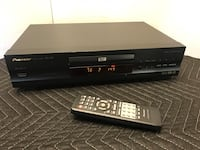 Pioneer DVD CD player with remote! 2227 mi