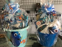 Big finding dory $40 negotiable and small finding dory $30 negotiable  Duncanville, 75137