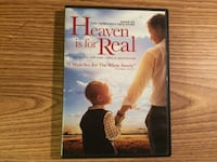 """Heaven Is For Real"" DVD PALMDALE"