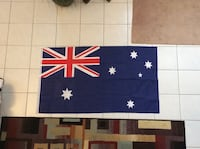 Australian Flag - New Courtice