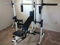 black and white bench press Fort Wayne, 46825
