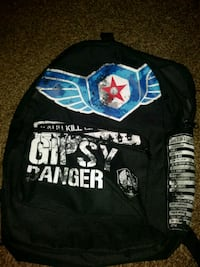 black Gipsy Ranger backpack