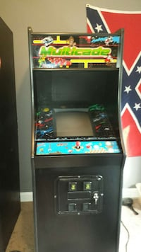 2 (two) Stand up arcade games Falls Church, 22042