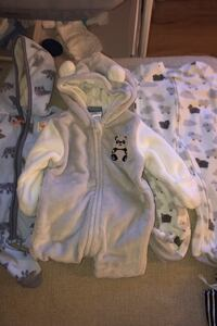 Baby winter one pieces 3-6 month Burke, 22015