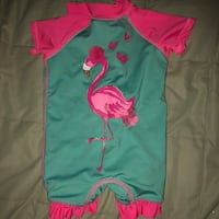 toddler's blue and pink onesie Hoover, 35244