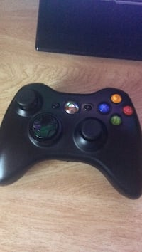 Black xbox 360 wireless controller Albuquerque, 87121