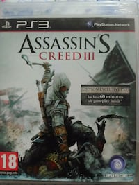 Assassin's Creed III PS3 oyun Üniversite Mahallesi, 61080