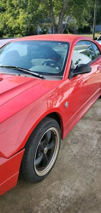 2004 - Ford - Mustang Millbrook
