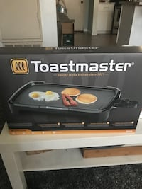 """New toastermaster 10 x 16"""" griddle (price is firm) Buena Park, 90620"""