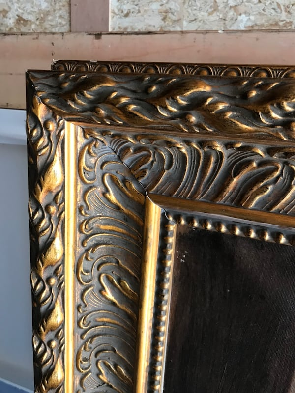 Gold Leaf Frames Are Worth That