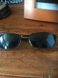 black framed Ray-Ban sunglasses Downey, 90241