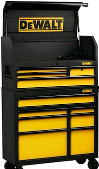 black and red Craftsman tool chest Lehigh Acres, 33973