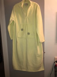 Priced to sell!  Size 14-16 Jessica cozy long fleece nightgown Edmonton
